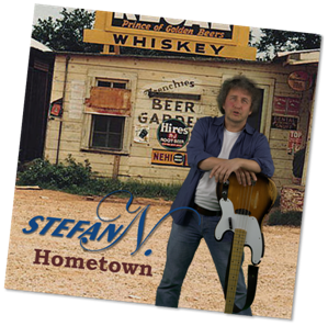 CD Cover Hometown