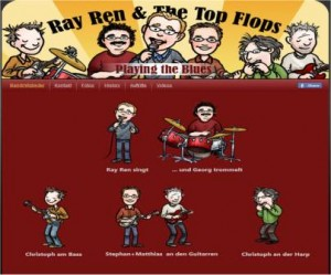 Ray Ren and the Top Flops