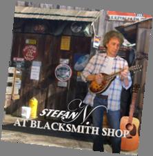 CD Cover At Blacksmith Shop