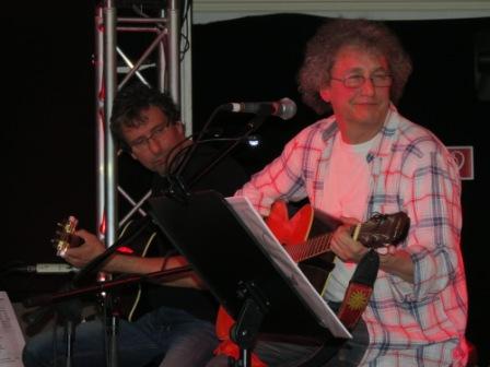 Clemens und Stefan - Stefan N und Band