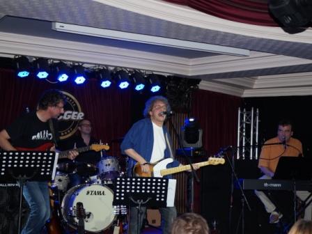Stefan N & Band - für Freunde des soliden Rock