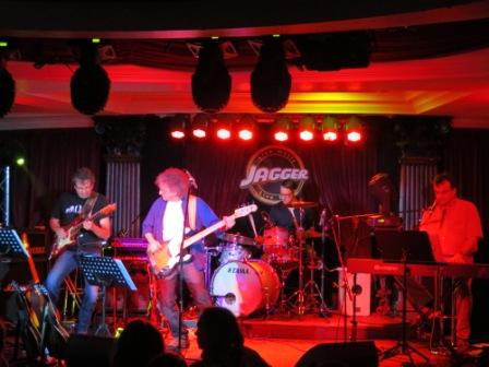 Stefan N & Band Rock Set - 3128