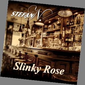 CD Cover Slinky Rose